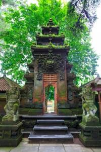 Tirtha Empul Temple Entrance