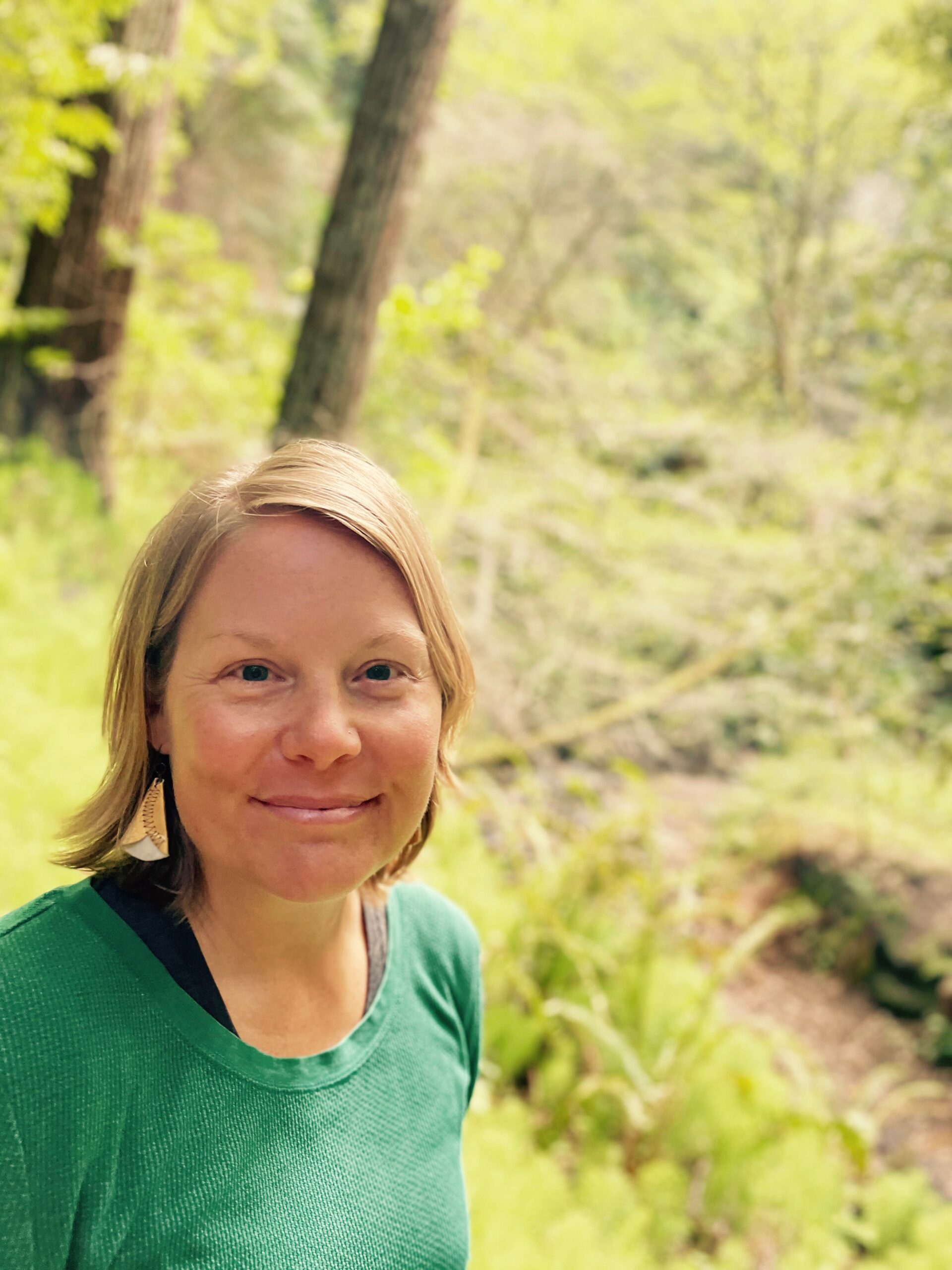 Jessa Walters MA, E-RYT, TCTSY-F